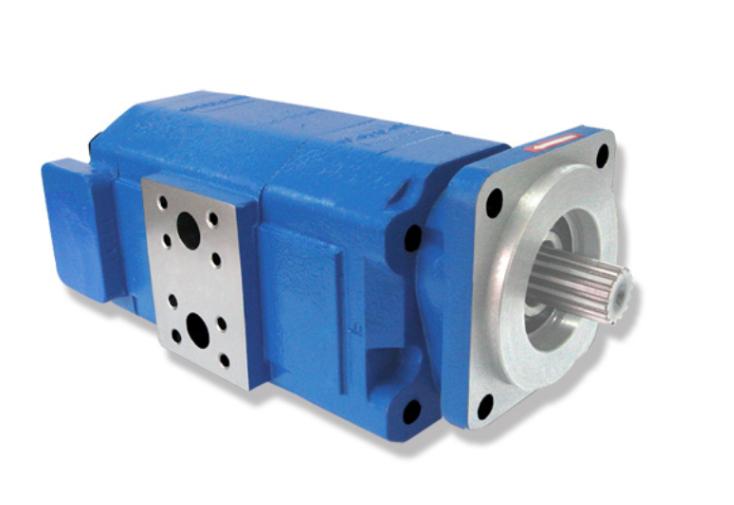 Permco 360 Serisi Hidrolik Pompa